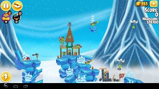Angry Birds Seasons Ragnahog Level 18  176020