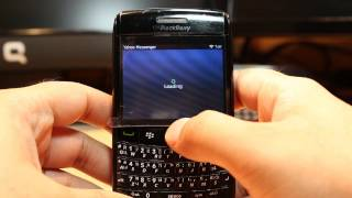 Yahoo Messenger install to Blackberry Bold 9780