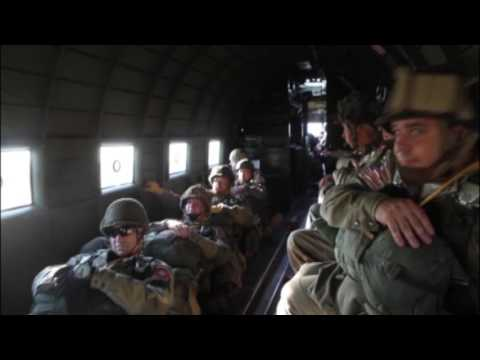Liberty Jump Team - 75th Anniversary of Airborne