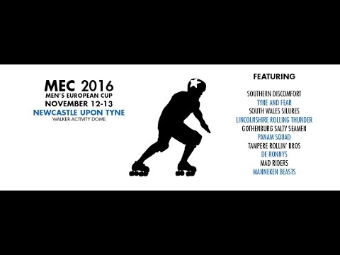 Men's European Cup 2016 Day 1