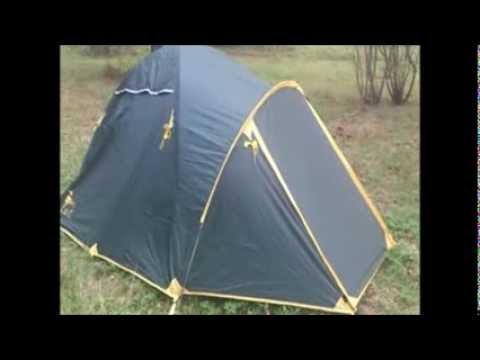 Палатка Tramp Baltic Wave. Установка, обзор, инструкция. - YouTube