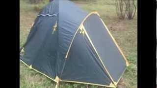 Палатка Tramp Lair 2,3,4 обзор, установка.