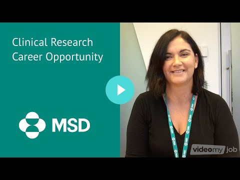 Clinical Research Career Opportunity