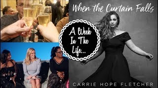 A Week In The Life Of... ♥ Carrie Hope Fletcher