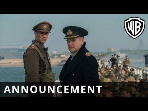 Dunkirk - Home Entertainment Trailer - Warner Bros. UK