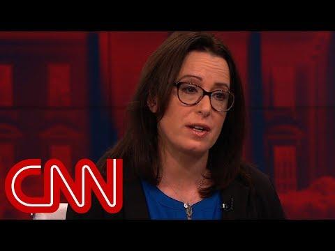 Maggie Haberman: Trump seems unleashed lately