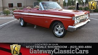 1964 mercury Comet Caliente Gateway Classic Cars Scottsdale#1