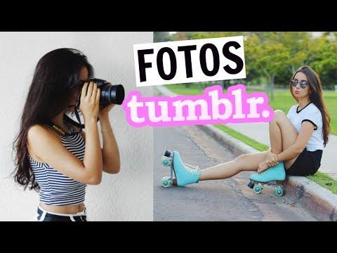 Imitando Fotos TUMBLR!