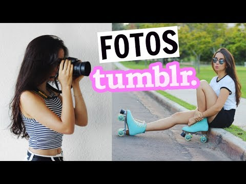 Imitando Fotos TUMBLR!