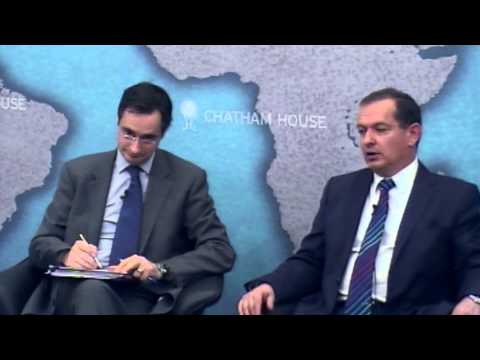 Iraq Ten Years On: Ambassador Simon Collis, Foreign & Commonwealth Office