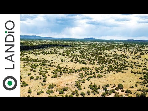 SOLD By LANDiO • New Mexico Land • 10 Acre Ranch Bordering Public Land