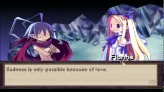 Disgaea Hour of Darkness : Episode 2 Enter Flonne Scenes ( PS3 Full Screen 720p )