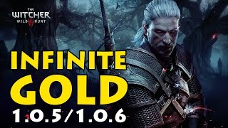UNLIMITED SEA SHELLS | Patch 1.0.6 | Infinite Gold/Money/Coin | Witcher 3: Wild Hunt