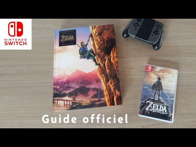 Zelda Breath of the Wild : Guide de jeu