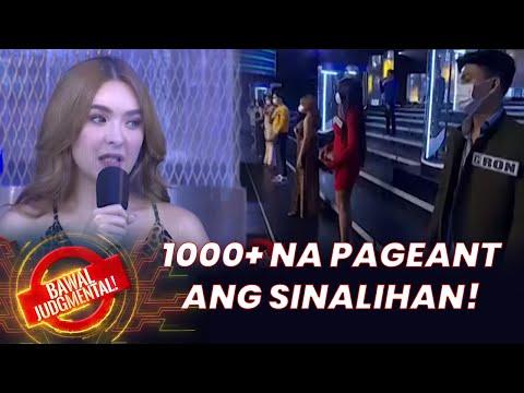 BeauConera na 1000+ Pageant ang nasalihan | Bawal Judgmenal | June 18, 2020