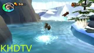 Ice Age 2 The Meltdown (PC Game) - Scrat is bored...