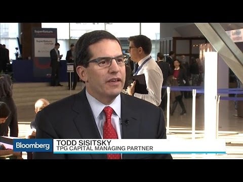 TPG's Sisitsky Says Health Care Helps Create Deals