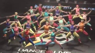 2016.4.24 大阪府立登美丘高等学校 / TDC DANCE @LIVE JAPAN FINAL 2016 thumbnail