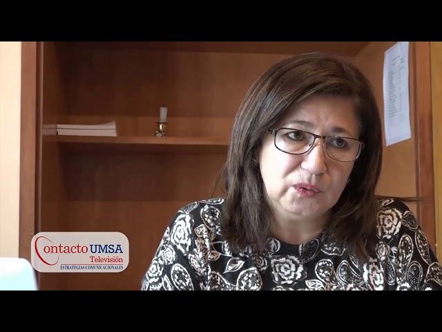 Entrevista Maria Dolores Castro coordinadora del OMMN del CIDES-UMSA