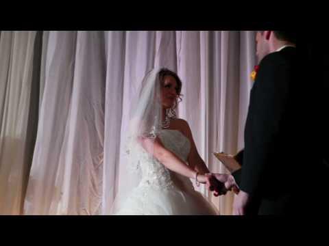 Crazy Wedding Dance Entrance