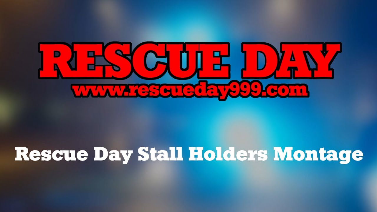 Rescue Day Stall Holders Montage