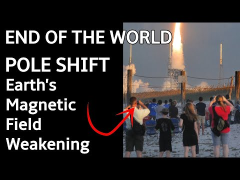 NEWS: Earth's Magnetic Field Weakening | Pole Shift | End of The World |