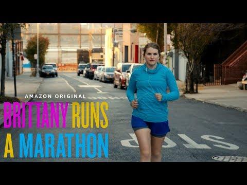 Brittany Runs A Marathon - Official Trailer   Amazon Studios