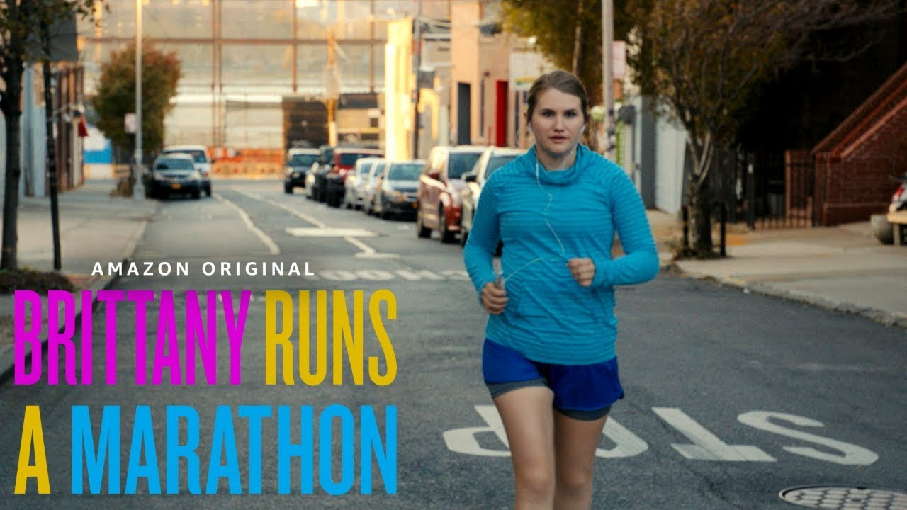 Brittany Runs A Marathon - Official Trailer | Amazon Studios