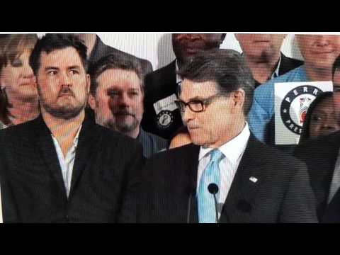 Rick Perry Presidential Announcement