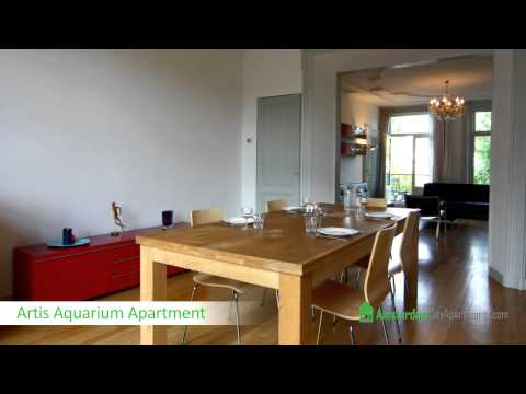 Artis Aquarium Apartment in Amsterdam