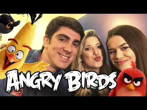 #Maisera - Entrevista Adnet e Dani Calabresa [Angry Birds]
