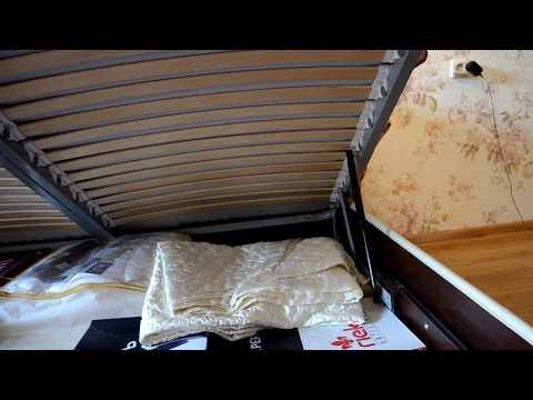 Отзыв о кровати Торис