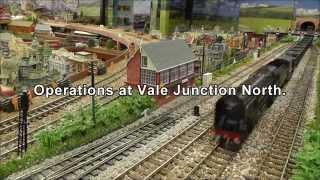 Dream City Railway October 2015 Vale Junction North.
