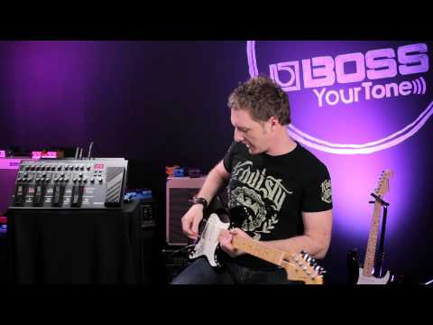 """BOSS ME-80 Classic Patches Explained - """"Whole Lotta Love"""""""