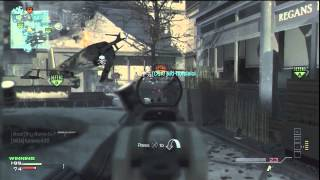One...Last...Time (MW3 Assault MOAB Gameplay/Commentary)