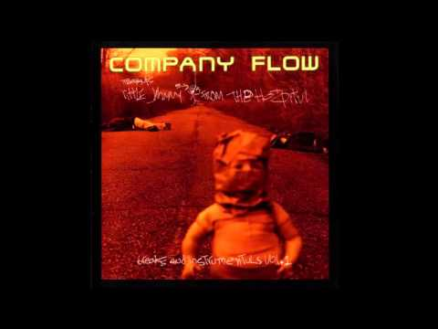 Company Flow - Little Johnny from the Hospitul: Breaks & Instrumentals Vol.1 [Full Album]