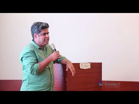 Saurabh Varma - Media Konnect's Master Class on Direction