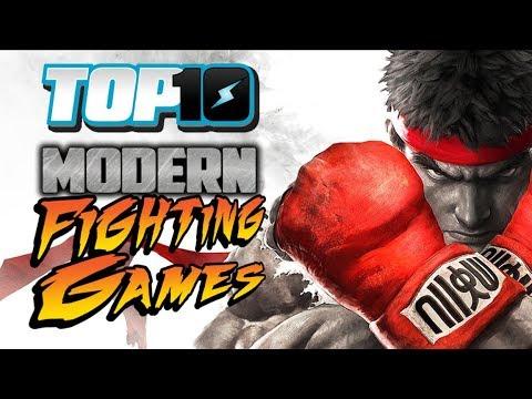Top 10 Modern Fighting Games