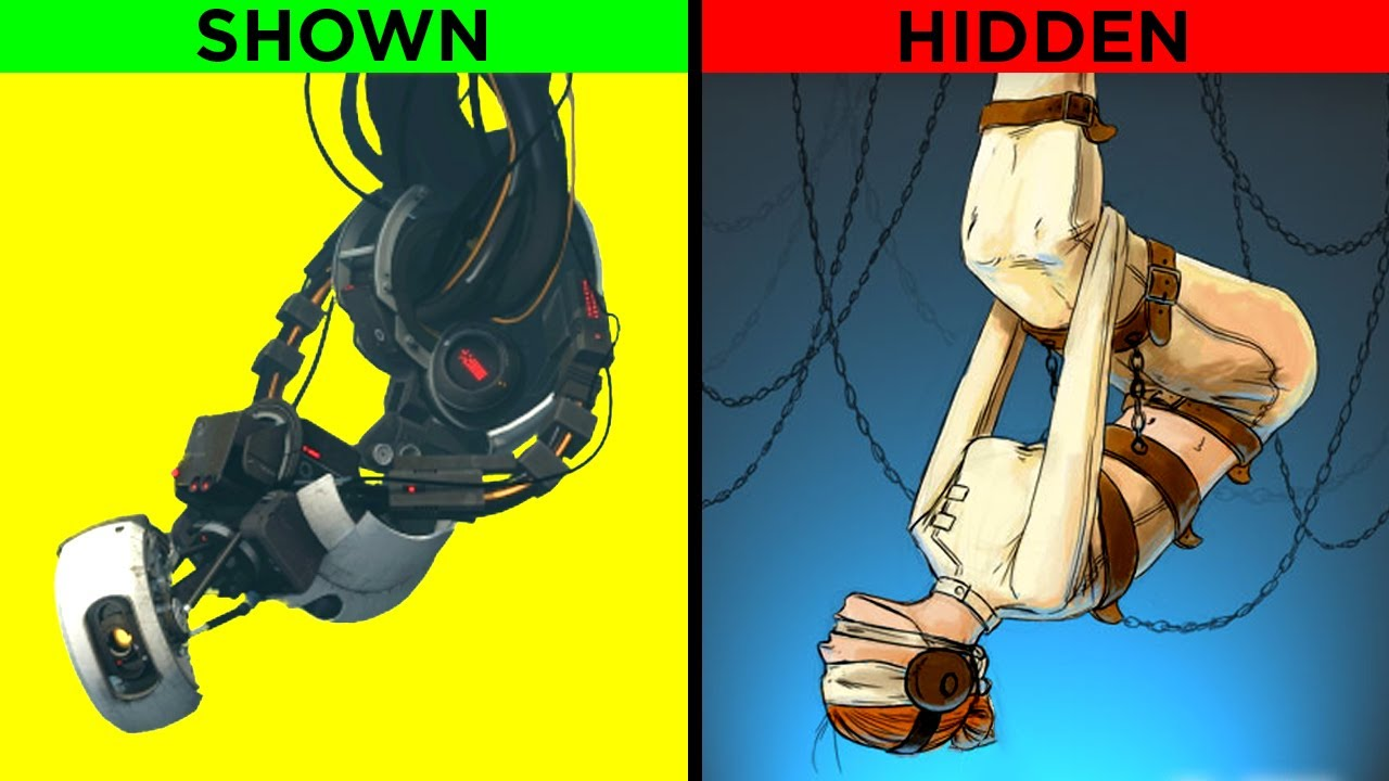 Video Game Theories That'll RUIN Your Childhood