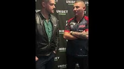 We caught up with Nathan Aspinall following his impressive victory over MVG in Cardiff