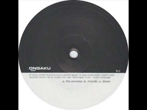 Cio - The Process [A - Side] - (Ongaku 016)