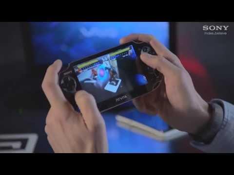 Augmented Reality - How it Works   Sony makedotbelieve
