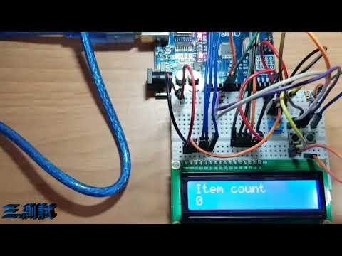 【R&D不專業實驗室】Arduino 按鈕計數器( Push Button Counter)