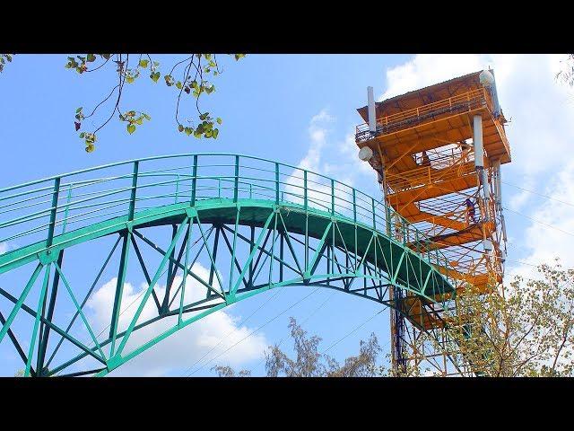 Leo tháp Tang Bồng cao 28m ở Vàm Sát - Cần Giờ (Gopro 4s)