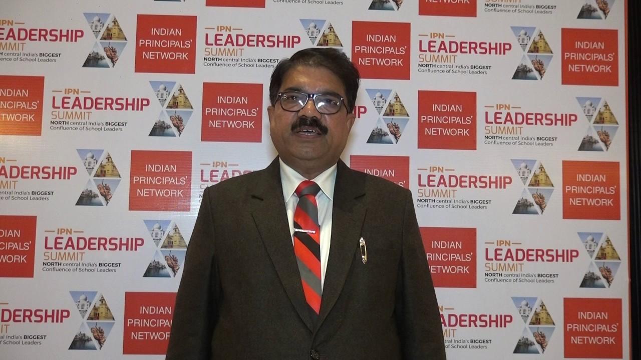 Niraj Kumar Sinhamount Litera Zee Schoolgwalior Youtube