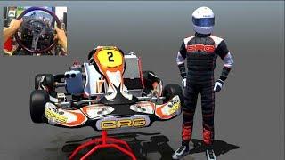 Kart Racing Pro - Is It WORTH $43 ?? GoPro First Impressions   SLAPTrain