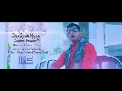 Oya Sudu Muna - Janitha Prabhath (Official Music Video Trailer)