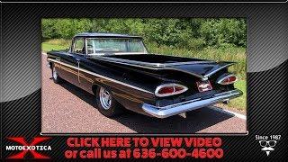 1959 Chevrolet El Camino || SOLD