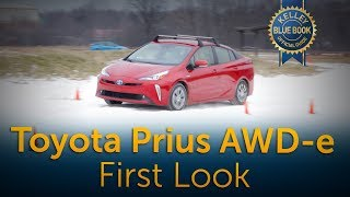 2019 Toyota Prius AWDe - First Drive