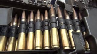 54^MILITALIA A NOVEGRO (MI) : MITRAGLIATRICE BROWNING CAL. 50 U.S.A. DELLA 2^G.M. - 3 - 11 - 2013.